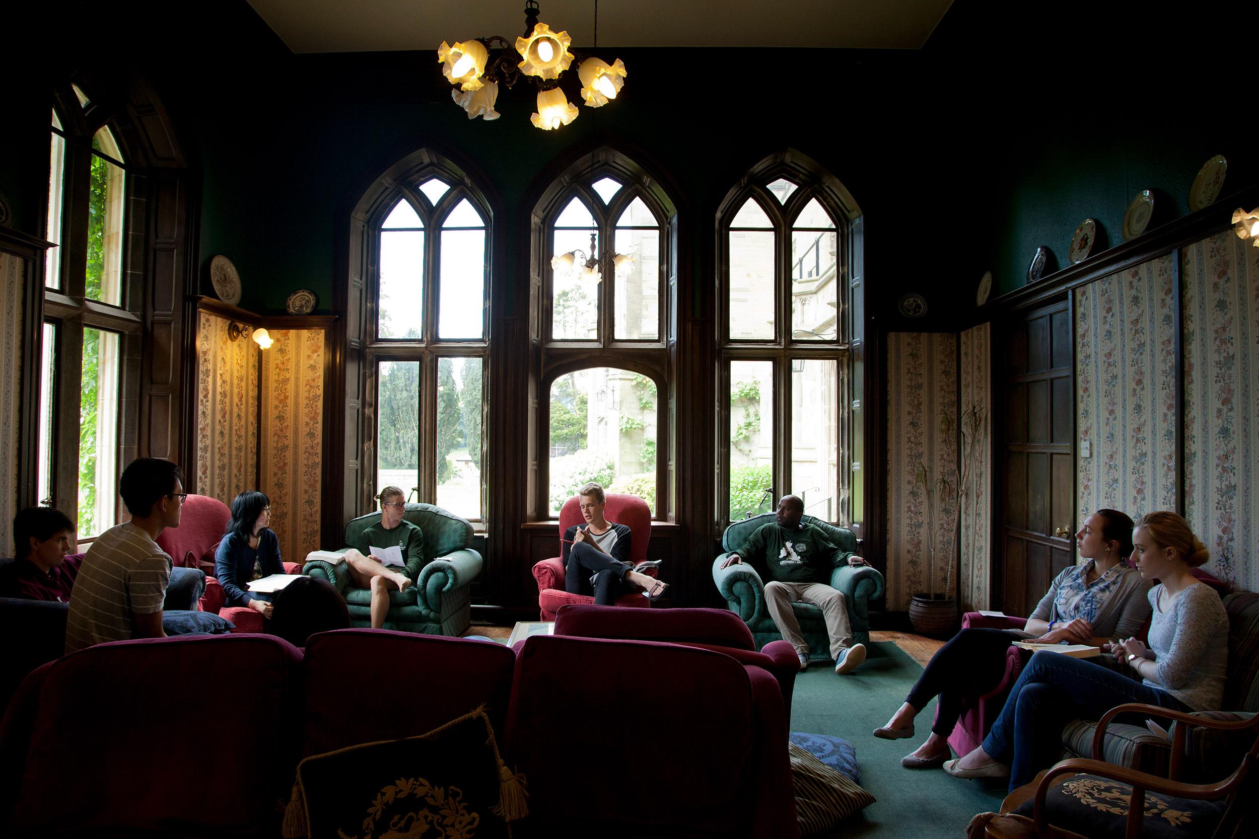 England - Capernwray Hall - Torchbearers International